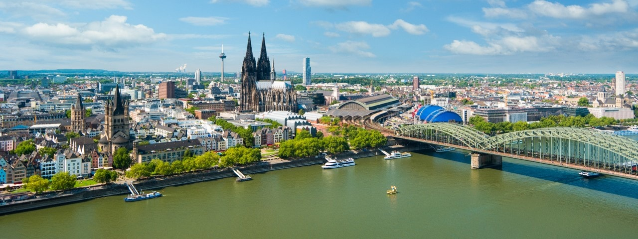 Private Jet Charter to Cologne