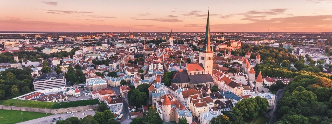 Private Jet Charter to Estonia