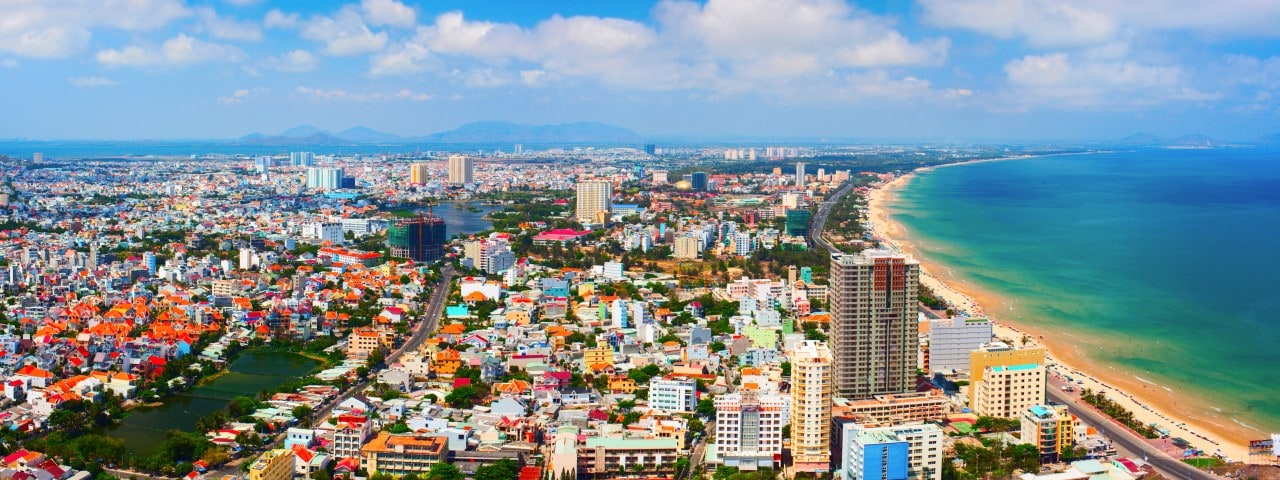Private Jet Charter to Vung Tau
