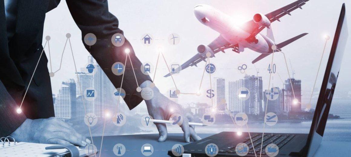 Digital representation of air cargo of the future