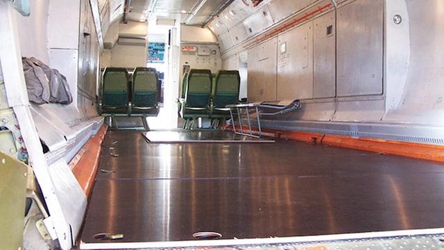 Antonov AN-74 Interior