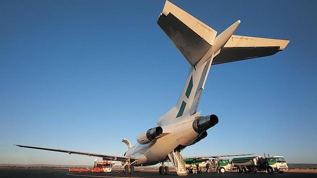 Boeing B727-200F
