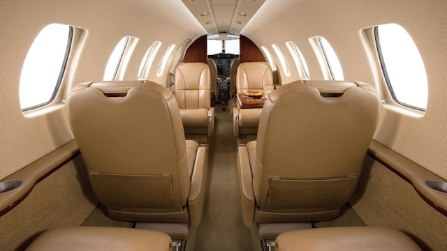 Cessna Citation CJ2 And CJ2 Plus Interior