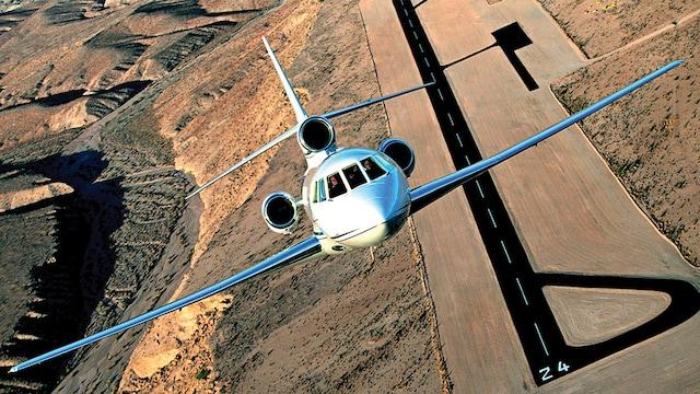 Dassault Falcon 50 50EX