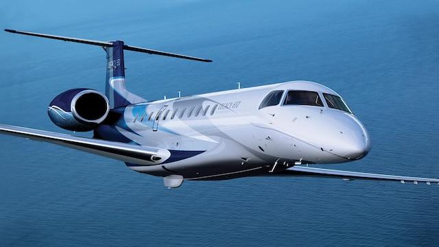Embraer Legacy 600 650