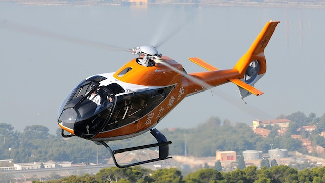 Eurocopter 120 Colibri