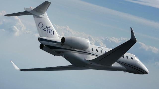 Gulfstream G200 G280