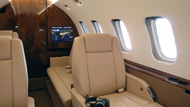 Hawker Beechcraft 800XP 850XP Interior