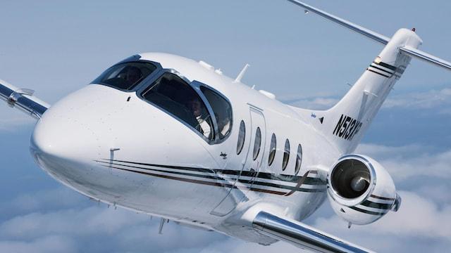 Hawker Beechcraft 400XP XPR Nextant