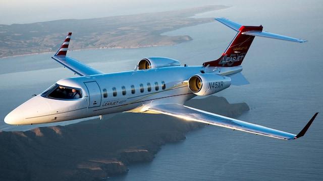 Bombardier Learjet 45 45XR