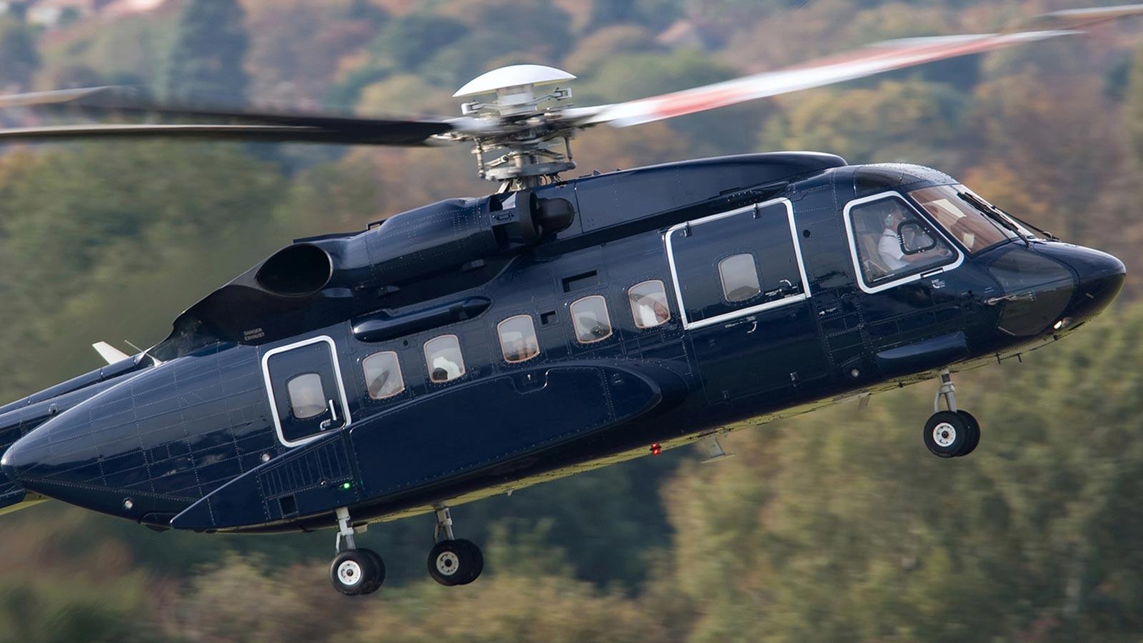SIKORSKY S-92