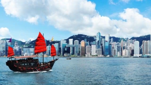 China, Hong Kong