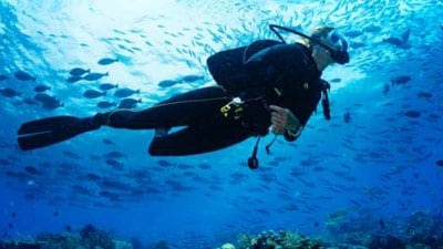 Scuba diving holiday destinations