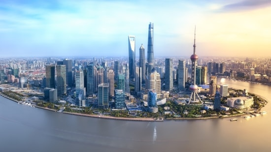 China - Shanghai Office