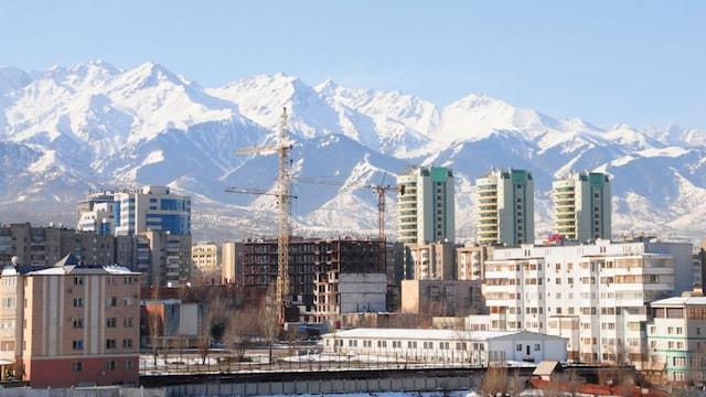 Kazakhstan Office