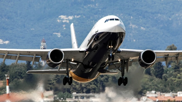 WIDE BODY AIRLINERS